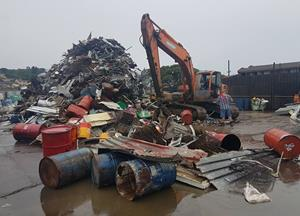 Photos from Southern Scrap Metals cc